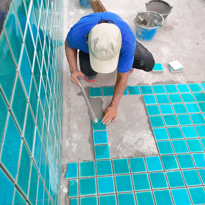 Repair Pool Tile