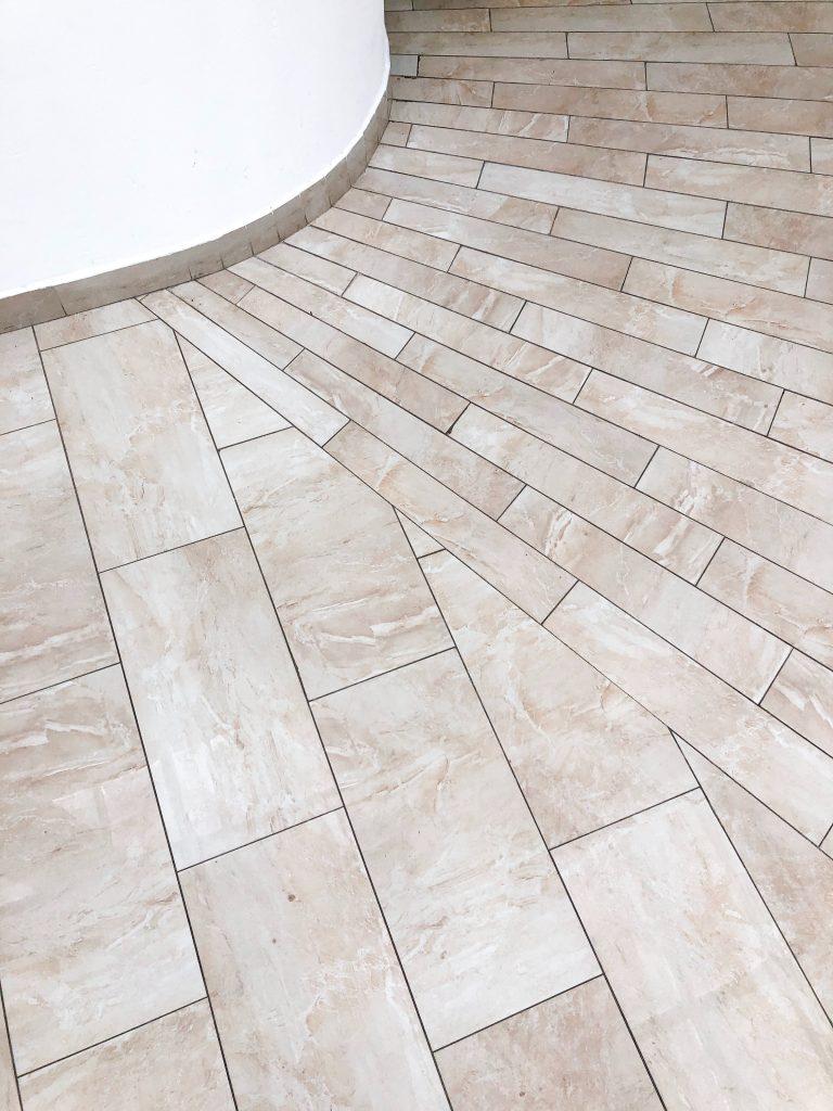 Sealing of Tiles Outdoor