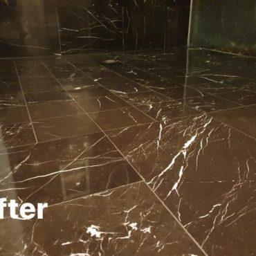 toorak after 2 marble restoration