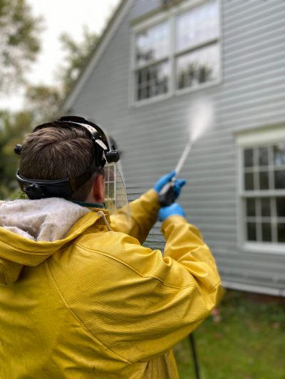 Outdoor Cleaning High Pressure